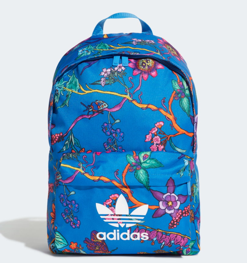 7Adidas ORIGINALS POISON FLORAL BACKPACK FJ7533