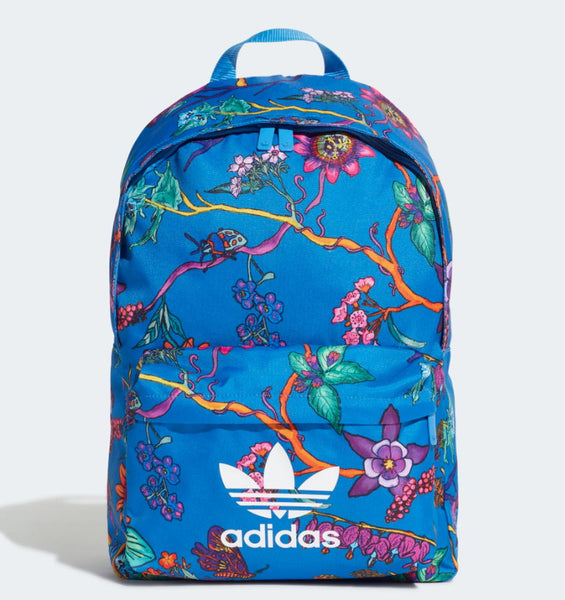 Adidas ORIGINALS POISON FLORAL BACKPACK FJ7533