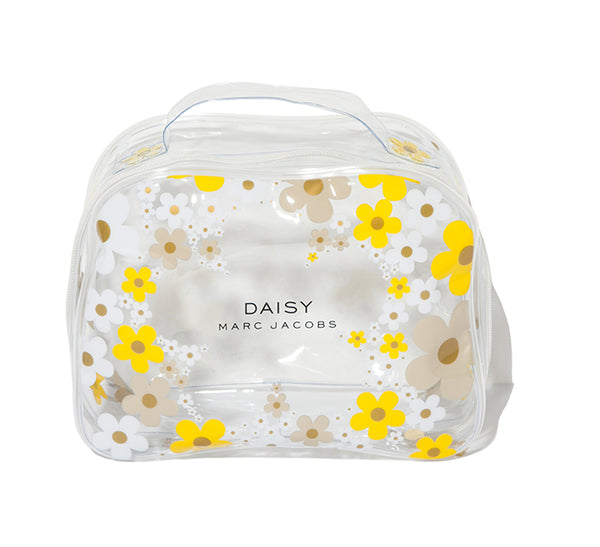 Japanese magazine gift Marc Jacobs Daisy waterproof PV Clutch Bag