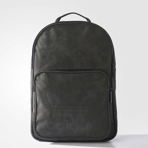 Adidas Originals Classic Backpack In Ash