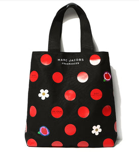 Japanese magazine gift Marc Jacobs red dot Tote bag