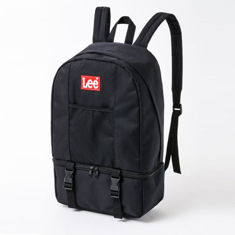 Japanese magazine gift Lee Black 20L Backpack
