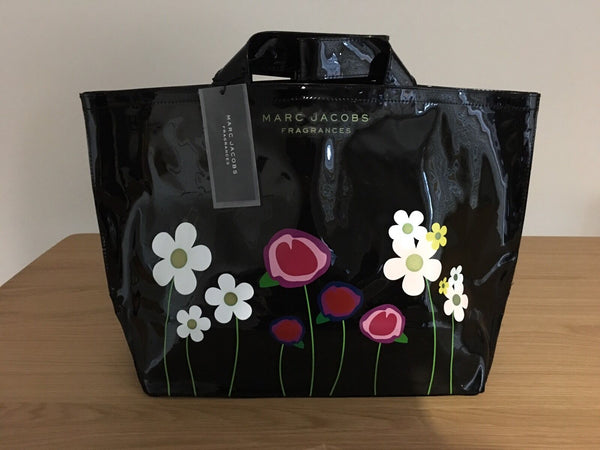 Japanese magazine gift MARC BY MARC JACOBS translucent PV Tote Bag
