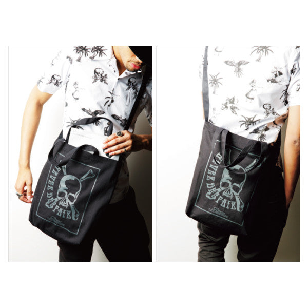 Japanese magazine gift Roen X Mook Black shoulder bag