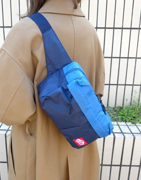 Japanese magazine gift Vans off the wall Waterproof fabric Waist pack
