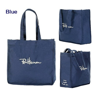 Ron Herman Canvas tote bag 4 color to choose