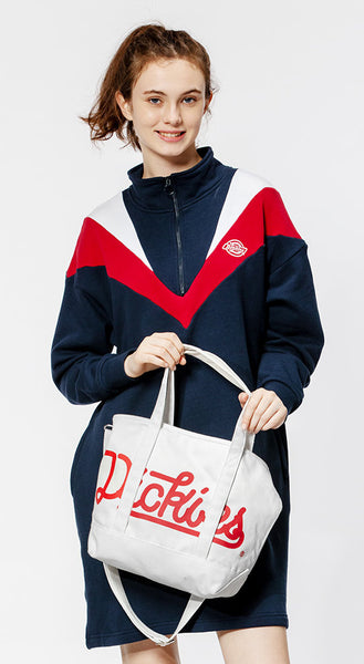 Dickies Tote Bag crossbody bag shoulder bag with button 2 colour