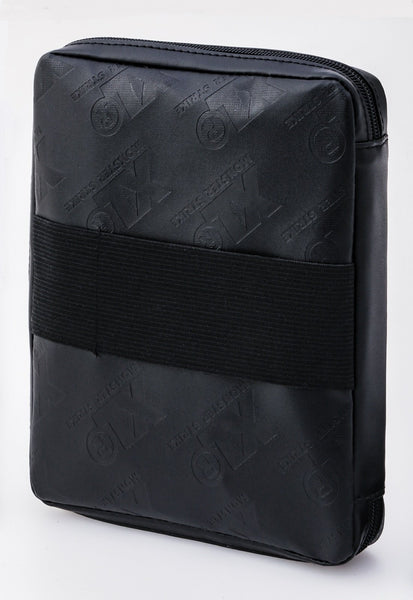 Japanese magazine gift X-Large Black Document set