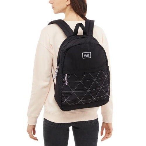 Vans off the wall Realm Backpack Black