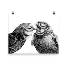 Load image into Gallery viewer, Worm Owl Print