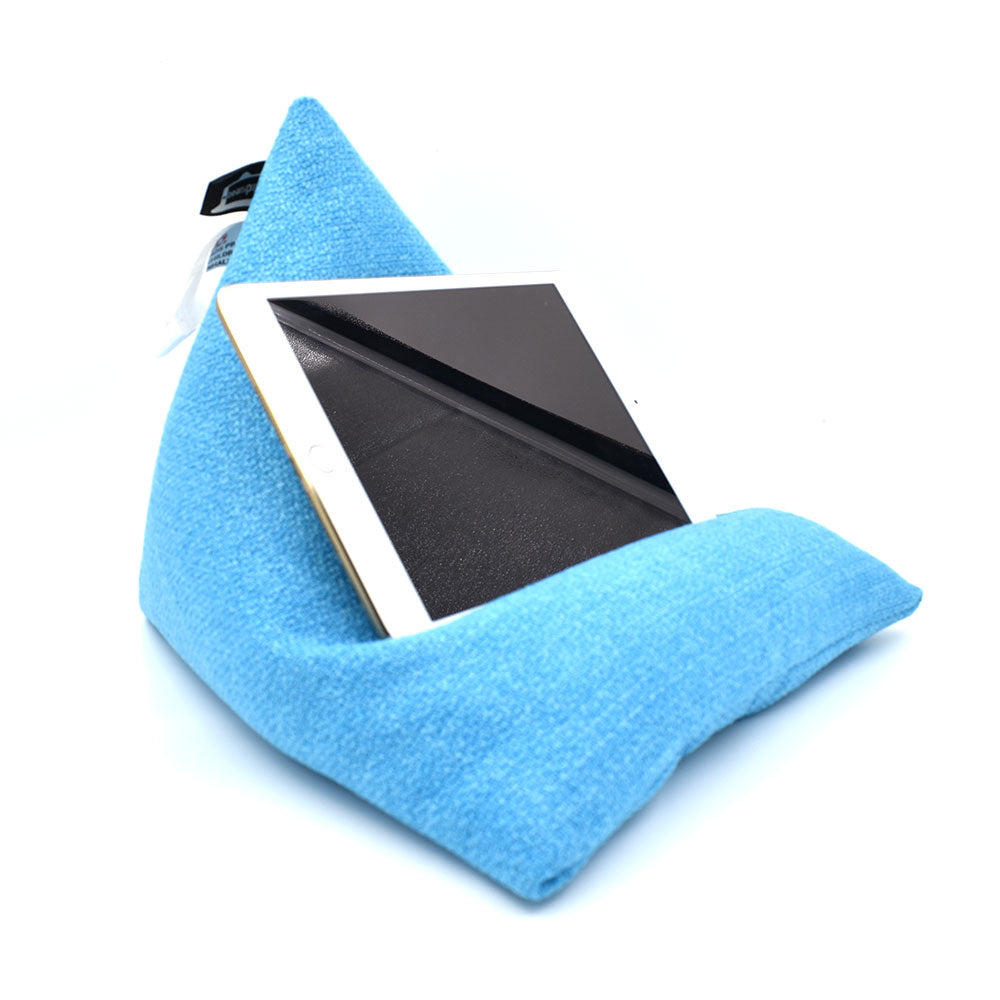 iPad/ Tablet Beanbag Stand - Beanipod Blue