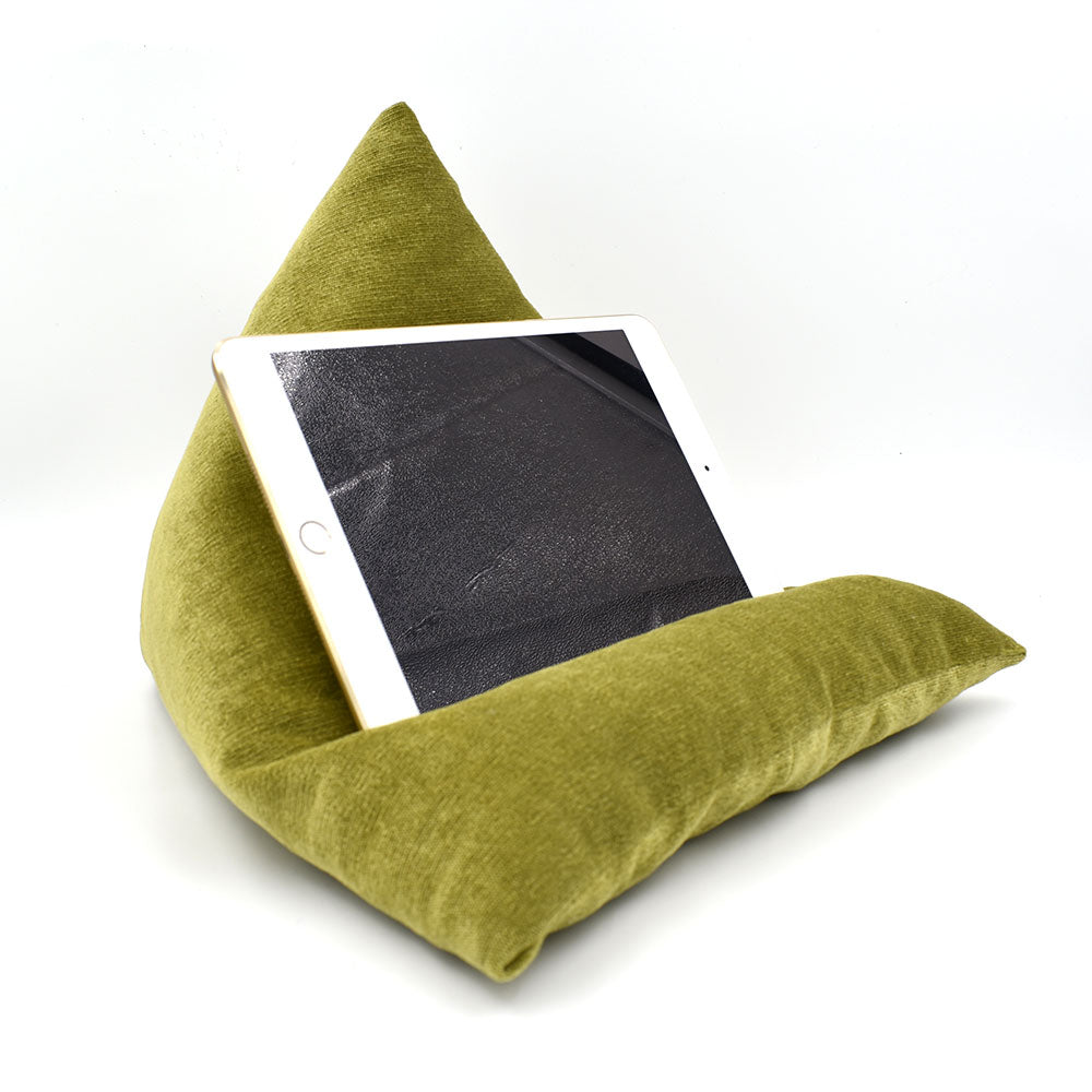 iPad/ Tablet Beanbag Stand - Beanipod Green