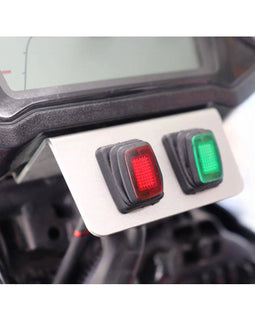 Honda CRF250 Rally Power switch panel