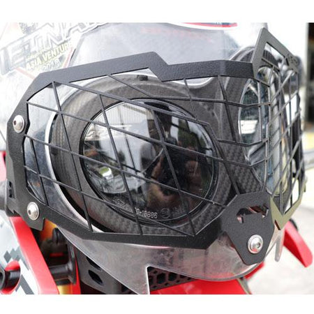 Honda CRF250 Rally Headlight Guard data-fancybox=