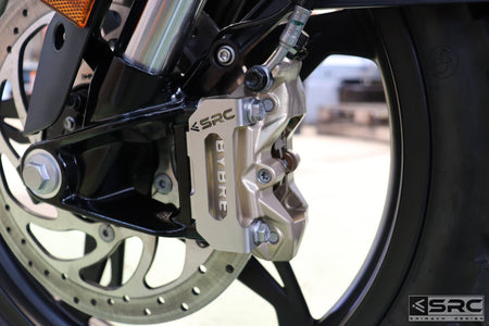 BMW G 310 R Front brake caliper guard data-fancybox=