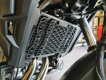 Honda CB500X Radiator Guard data-fancybox=