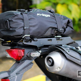 Honda CRF250 Rally Rear Cargo Rack