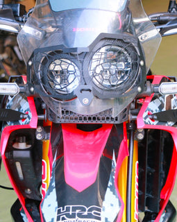 Honda CRF250 Rally Spotlight brackets