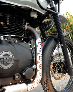 ROYAL ENFIELD HIMALAYAN Exhaust head pipe guard