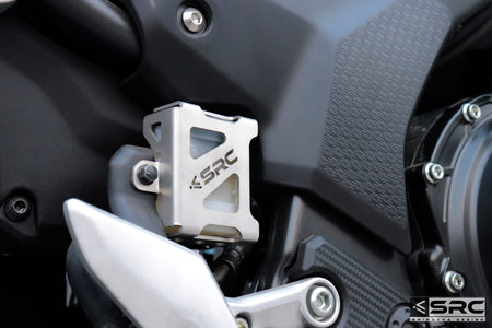 HONDA CB500X Rear brake fluid reservoir guard data-fancybox=