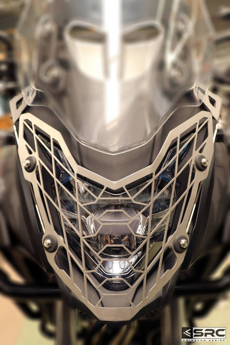 Honda CB500X Headlight Guard data-fancybox=