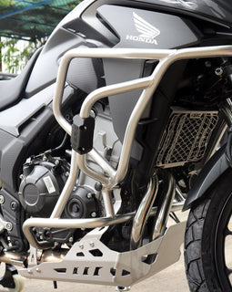 HONDA CB500X Crash Bars - Full upper & lower protection