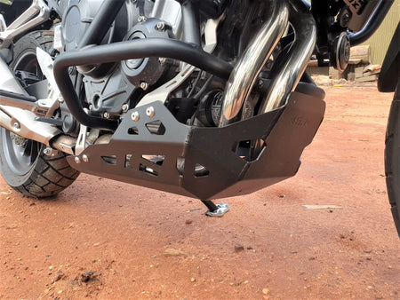 HONDA CB500X Skid Plate data-fancybox=
