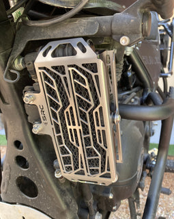 ROYAL ENFIELD HIMALAYAN Oil Cooler Guard