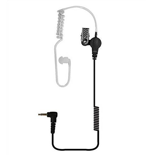 Covert Tactical Earpiece for Smart Phones