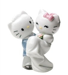 Nao By Lladro #1662, Hello Kitty Gets Married
