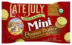 Late July - Crackr-Mini Rich Peanut Butter