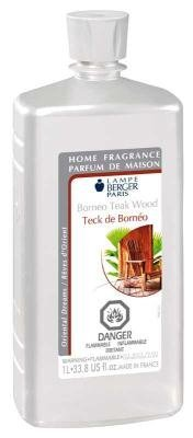 Lampe Berger Fragrance Perfume, Borneo Teak Wood, 33.8 Oz