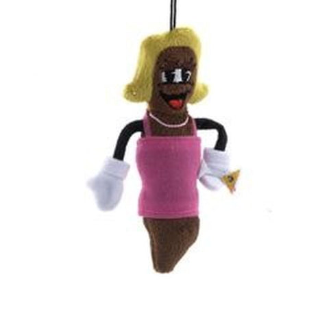 Mrs. Hankey Plush Ornament