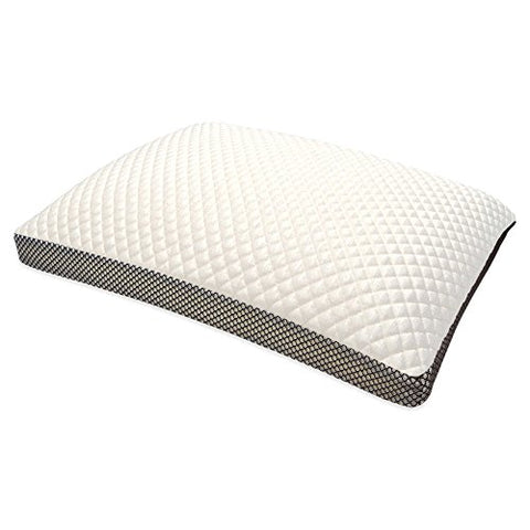 Therapedic Trucool Memory Foam King Side Sleeper Pillow