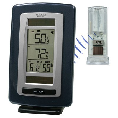 La Crosse Technology Ws-6020U-It  Solar Temperature Station