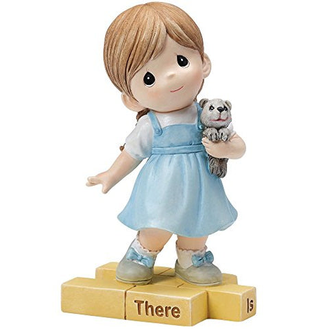 Precious Moments,   The Wonderful World Of Oz Dorothy, Resin Figurine, 154457