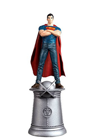 Dc Comics Chess Figure & Magazine #96: Young Superman White King