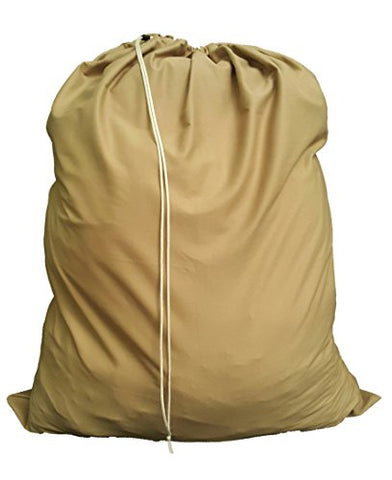 Heavy Duty 40X50 Canvas Laundry Bag - Made In Usa