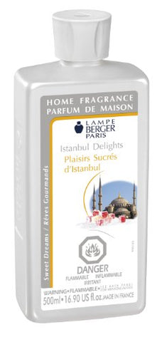 Lampe Berger Fragrance - Istanbul Delights , 500Ml / 16.9 Fl.Oz.