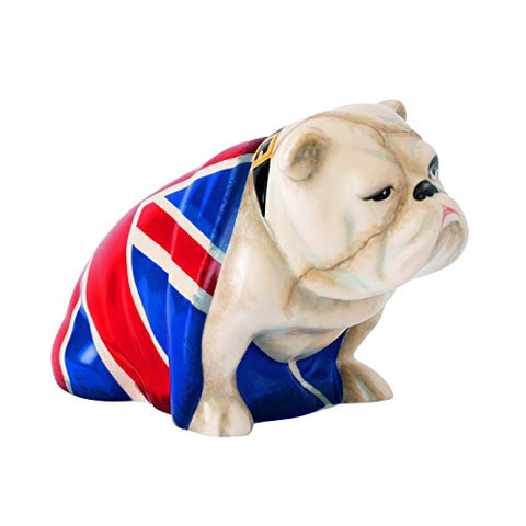 Royal Doulton James Bond Spectre Jack The Bulldog Figurine