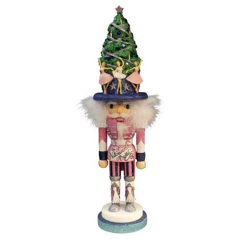 Kurt Adler Hollywood Ballet Nutcracker, 18-Inch