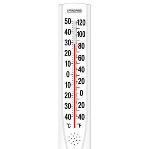 Springfield Big And Bold Vertical Thermometer (15-Inch)
