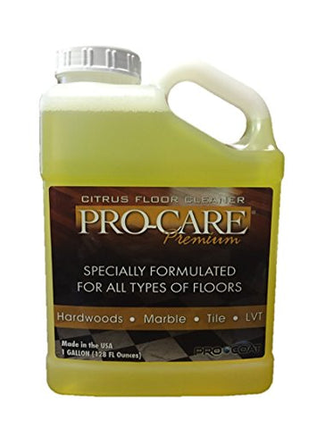 Procare Citrus Cleaner, 1 Gallon