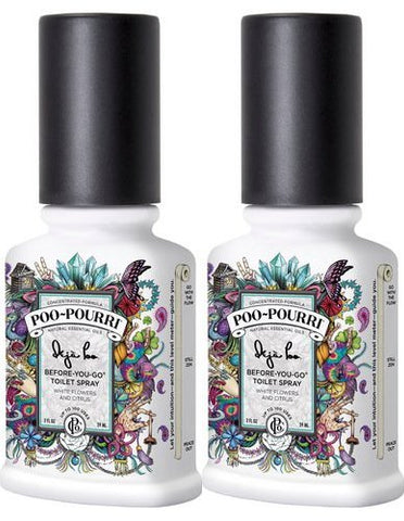 Poo Pourri Deja Poo Before You Go Spray 2 Oz -