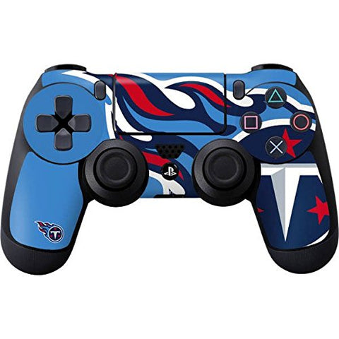 Nfl Tennessee Titans Ps4 Dualshock4 Controller Skin - Tennessee Titans Large Logo Vinyl Decal Skin For Your Ps4 Dualshock4 Controller