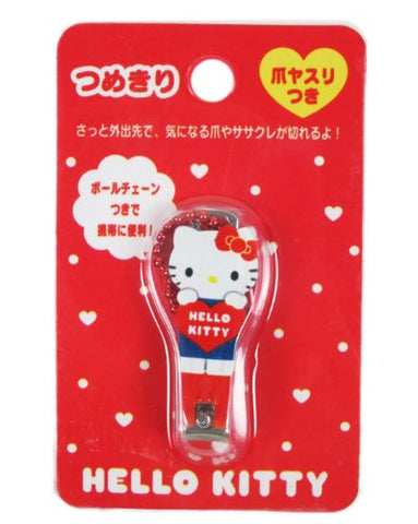 [Hello Kitty]Diecast Mini Nail Clipper