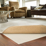 Linenspa Non Slip Area Rug Pad, Rubberized Indoor Gripper