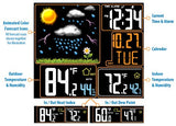 La Crosse Technology 308A-146 Color Lcd Forecast Station