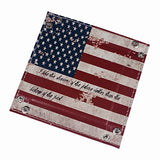 Linkwell Retro American National Flag Pu Leather Catchall Tray Storage Valet Table Organizer Fc51