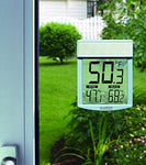 La Crosse Technology Wt-62U-Tbp Window Thermometer